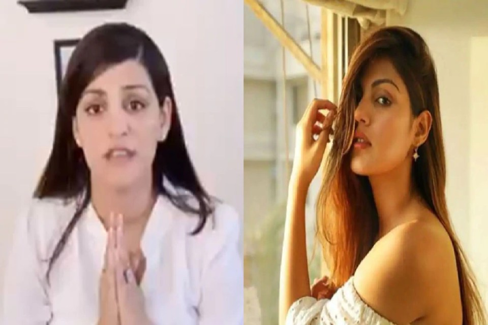 रिया चक्रवर्ती के इंटरव्यू पर बोली श्वेता सिंह, कहा टीवी पर दिखाया गया तो आरोपी......