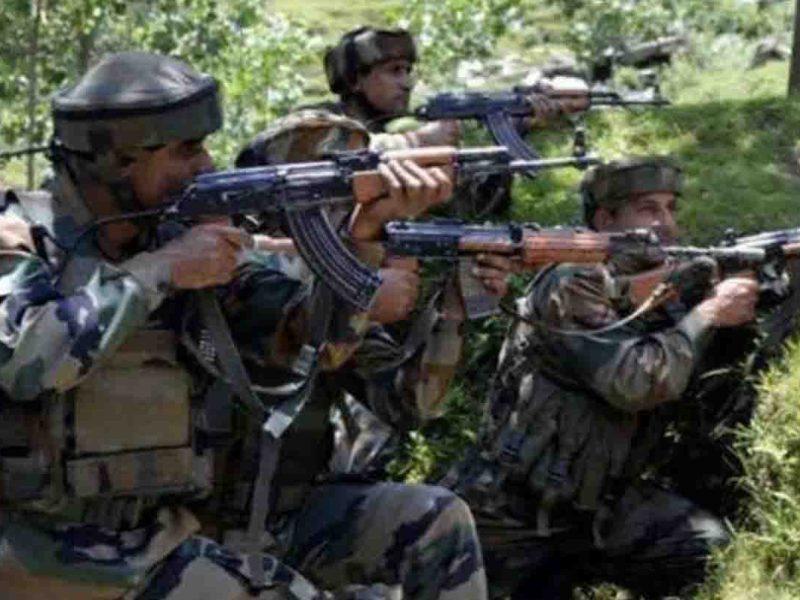 जम्मू-कश्मीर में सुरक्षा बलों को मिली बड़ी सफलता, चार आतंकी किए ढेर, 1 को जिंदा दबोचा