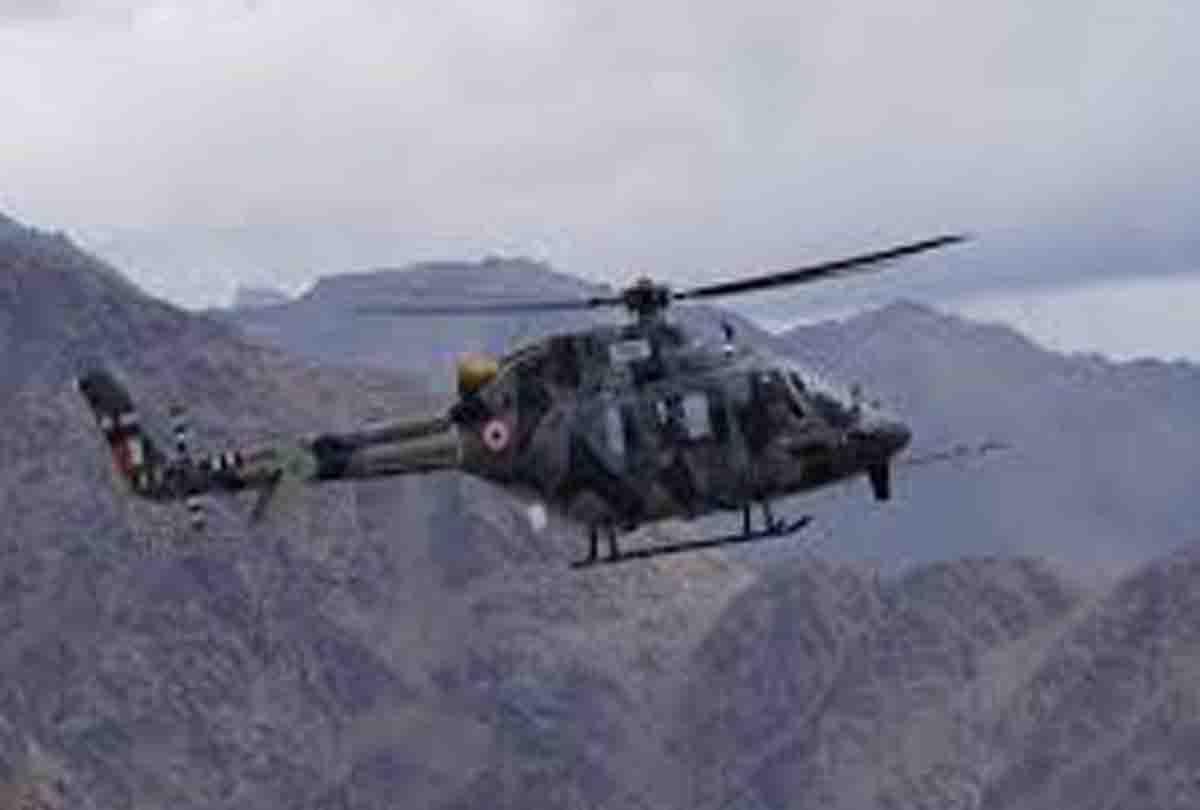 लद्दाख में फिर सरगर्मी, वायुसेना की मारक क्षमता को बढ़ाने को दो एडवांस लाइट हेलीकाप्टर तैनात