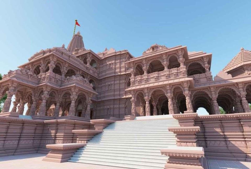 भूमि पूजन के बाद जाने अब कब और कितने समय में बनेगा राम मंदिर, कितने श्रद्धालु कर पाएंगे एक साथ दर्शन