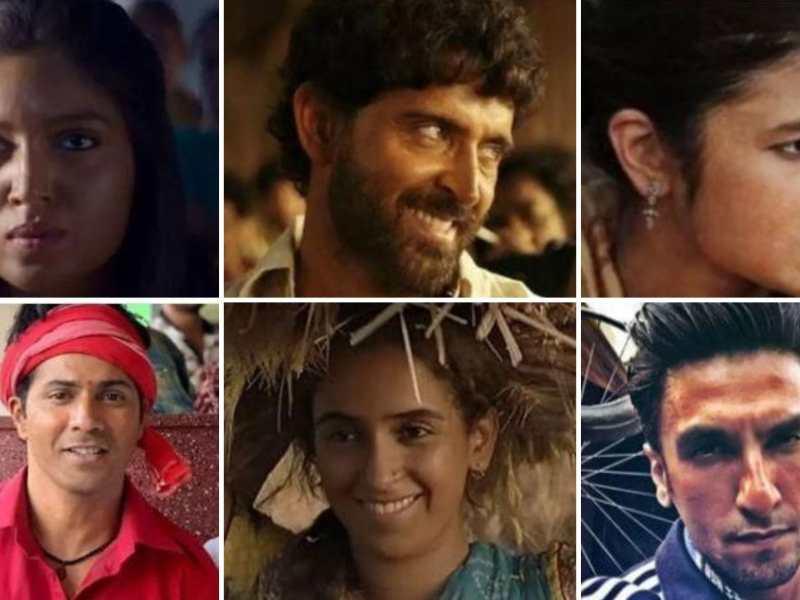 बॉलीवुड के ऐसे स्टार्स जिन्होंने फिल्म में रोल के लिए गोरा छोड़ अपना लिया काला रंग