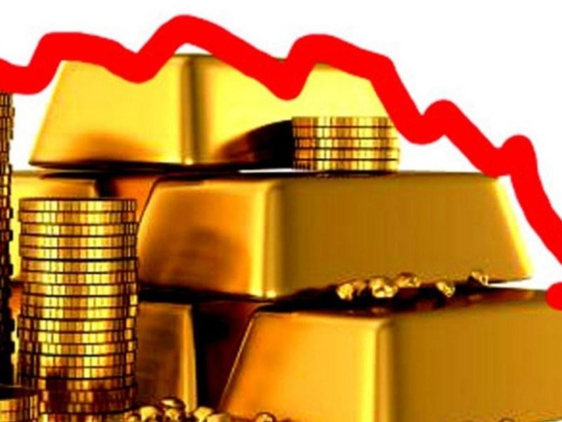 सोने की कीमतों में आई 7 साल की सबसे बड़ी गिरावट, जल्दी करें