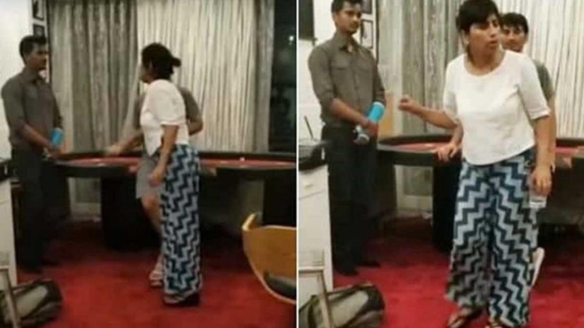 सुशांत सिंह राजपूत की बहन इस शख्स को दे रही धमकी, वीडियो वायरल