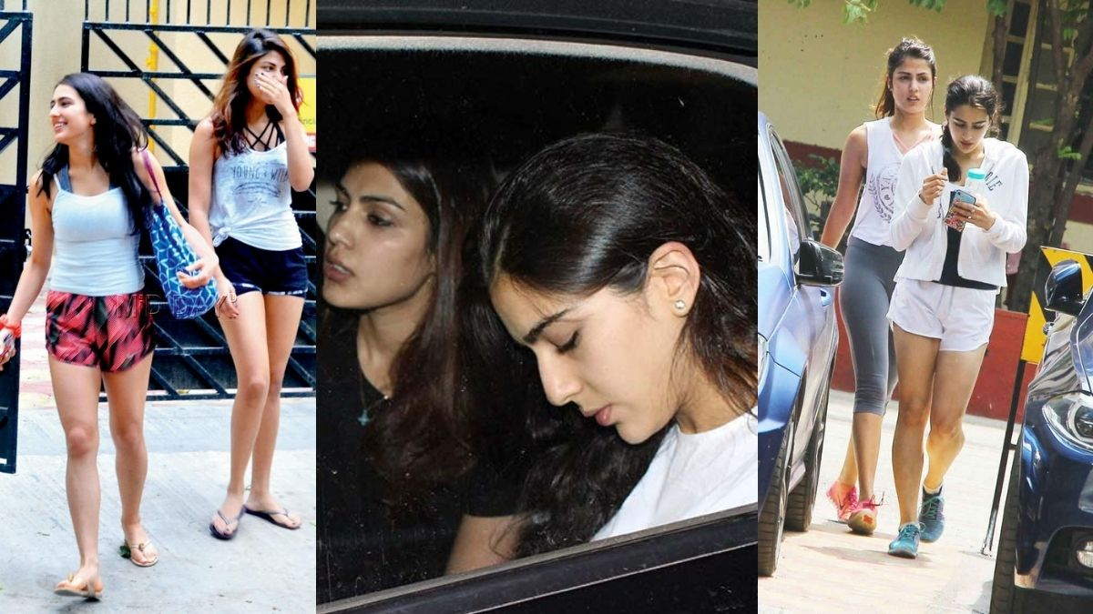 बड़ा खुलासा : सारा और रिया थी पक्की दोस्त, इस वजह से हुआ था सैफ की बेटी से सुशांत का ब्रेकअप