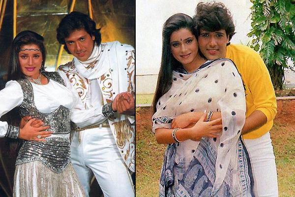 इस अभिनेत्री के लिए धड़कता था गोविंदा का दिल, टूटने के कगार पर आ गयी थी शादी