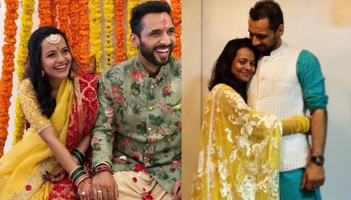 कोरियोग्राफर पुनीत और निधि ने अपनी सगाई की तस्वीरें की साझा, देखिए