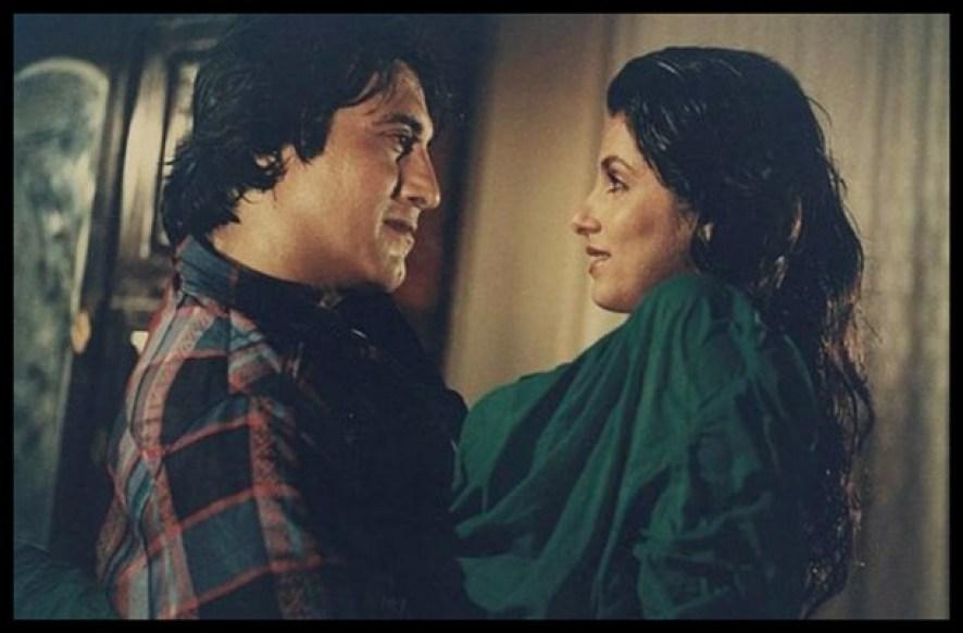 विनोद खन्ना, एक्ट्रेस को Kiss करते ही हो जाते थे बेकाबू, काट लिए थे इस अभिनेत्री के होठ