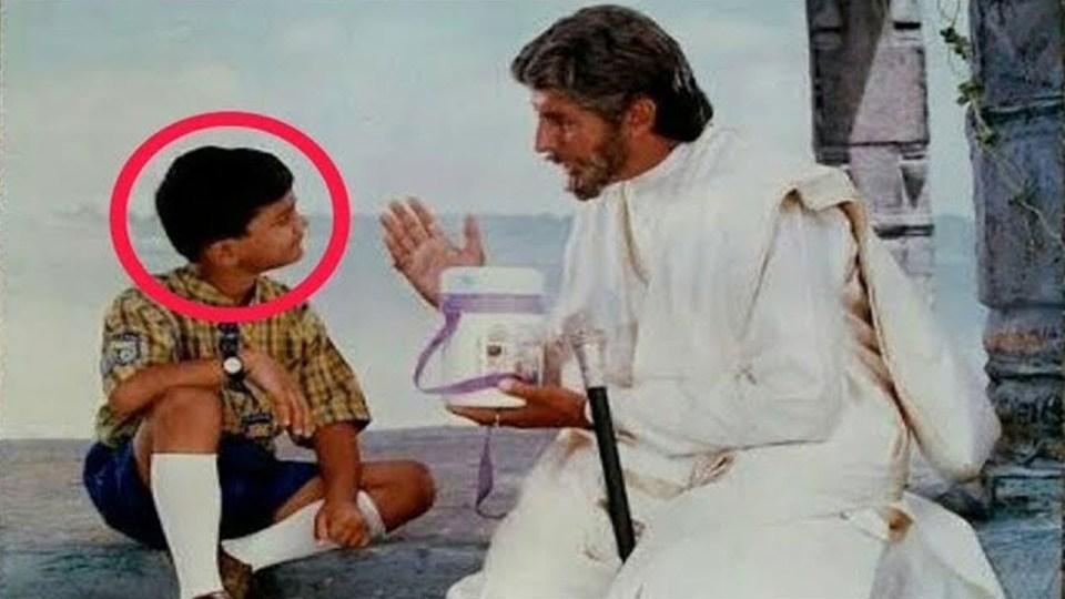 सूर्यवंशम में अमिताभ बच्चन बेटे का किरदार निभाने वाला एक्टर अब दिखने लगा है ऐसा, देखें तस्वीरें