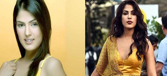 करियर के शुरुआत में ऐसी दिखती थी रिया चक्रवर्ती, मेकओवर के बाद हुई खूबसूरत, देखें तस्वीरें