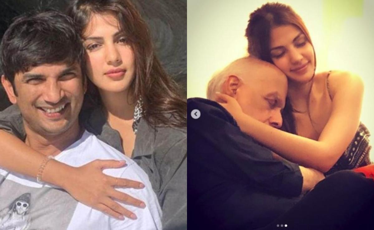 रिया चक्रवर्ती ने महेश भट्ट के साथ रिश्ते पर तोड़ी चुप्पी, बताया क्या है रिश्ता