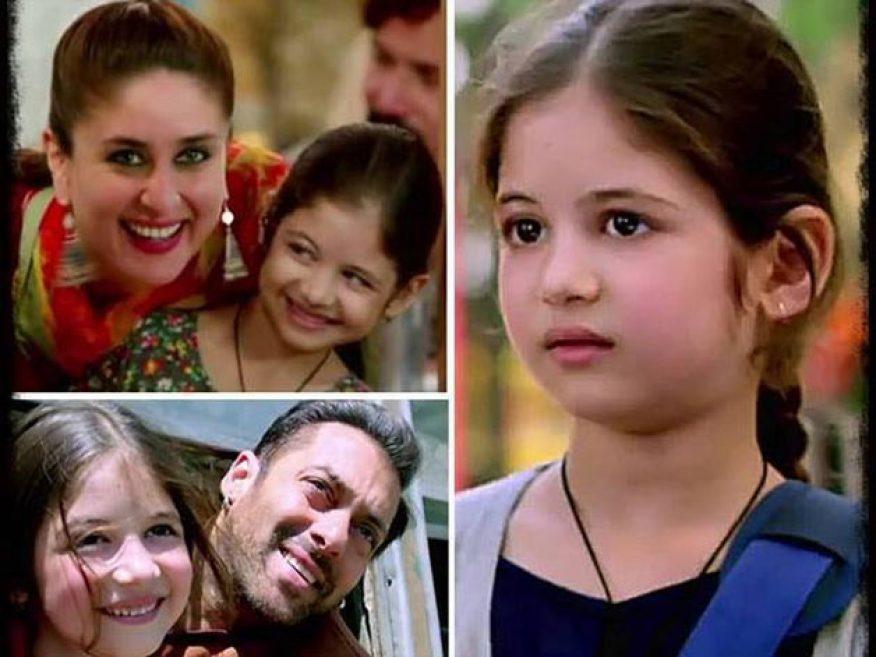 फिल्म बजरंगी भाईजान की मुन्नी हो गई है बड़ी व खूबसूरत, देखें फोटो
