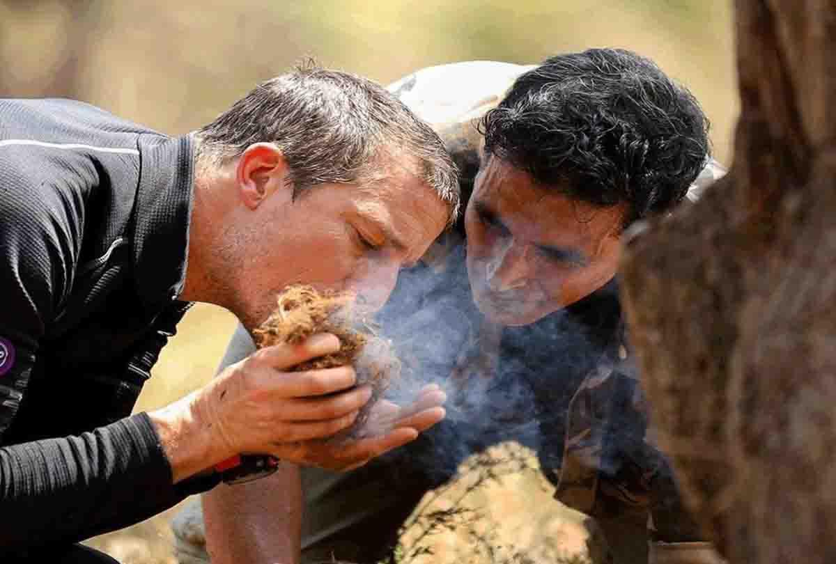 तस्वीर शेयर कर अक्षय कुमार ने बताया रसोड़े में कौन था, देखें