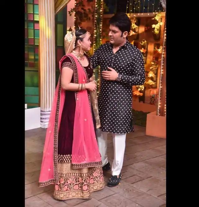 कपिल शर्मा की ऑन स्क्रीन पत्नी सुमोना ने ऐसे दूर की नाराजगी