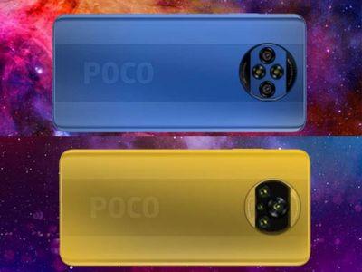 Pocox3 हुआ लॉन्च 4 कैमरे के साथ 6000Mah की बैटरी, जाने क्या है कीमत और फीचर्स