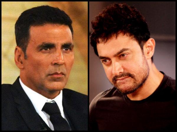 इस वजह से अक्षय कुमार ने 30 साल से नहीं किया आमिर खान के साथ काम