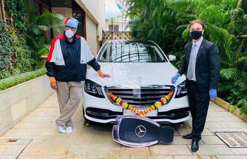 नई कार खरीदने पर ट्रोल हुए अमिताभ बच्चन, लोगों ने कहा 'एक सोनू सूद हैं जो करोड़ो की मदद कर रहे हैं और एक...'