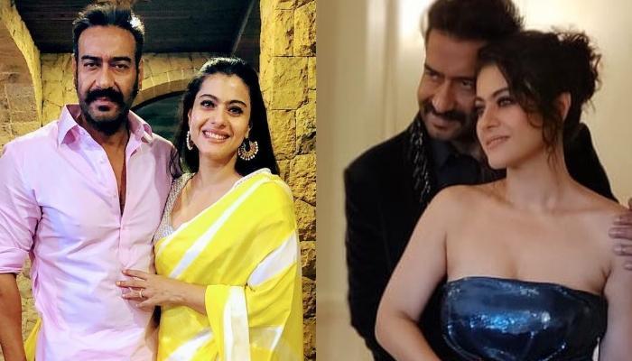 शादी के सालो बाद अजय देवगन ने खोला काजोल का ये राज