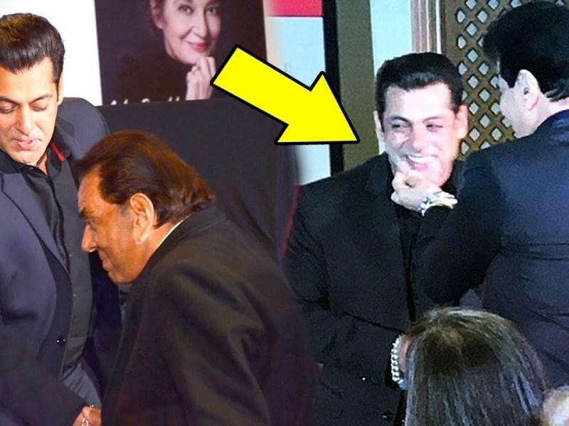 बॉलीवुड के ये अभिनेता अपने से सीनियर के पैर छूने में कभी नहीं शरमाते