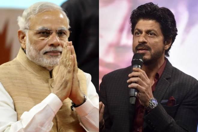 शाहरुख ने बोला हैप्पी बर्थडे, तो पीएम बोले आप तो बहुत बिजी हैं...