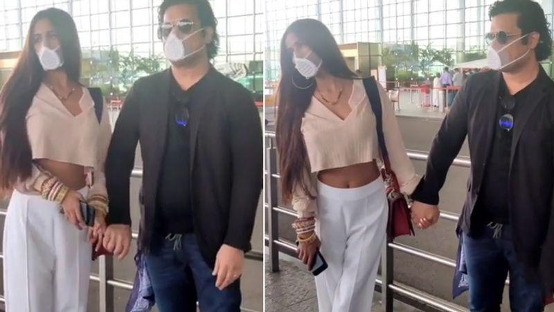 पूनम पांडेय का पति सैम बाम्बे अब रोते हुए एक्ट्रेस से मांग रहा माफ़ी