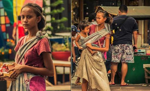 सड़क पर मांग रही थी भीग, एक तस्वीर ने बना दिया अभिनेत्री