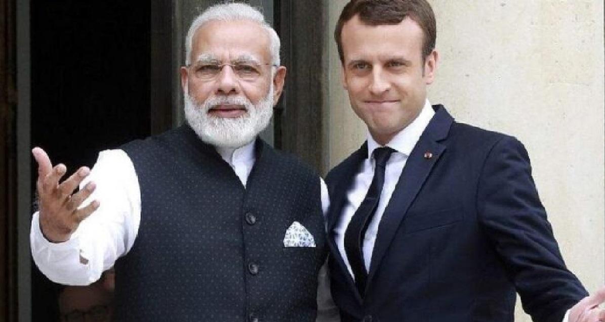 इस्लामिक आतंक के खिलाफ भारत, अमेरिका और यूरोपिय संघ का फ्रांस को मिला साथ
