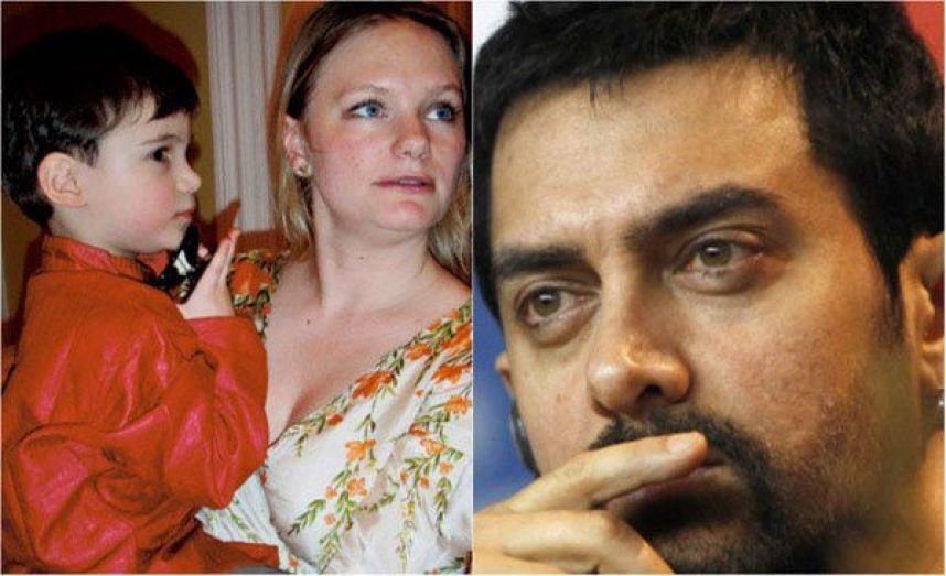 ब्रिटिश पत्रकार के साथ लिव इन में थे आमिर, इस लड़के के हैं पिता