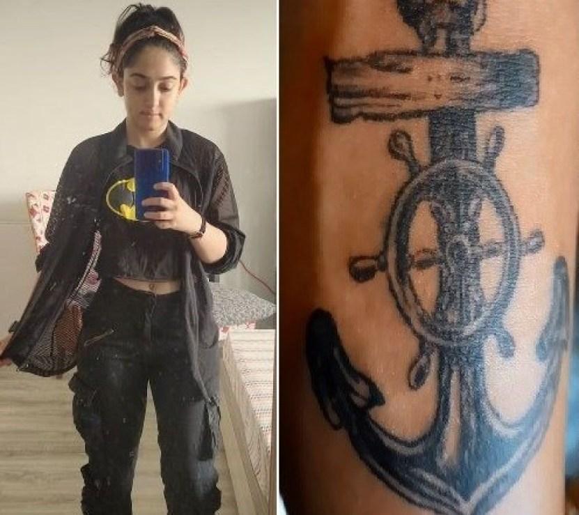 आमिर खान की बेटी इरा टैटू की वजह से हुई ट्रोल, धर्म पर उठा सवाल