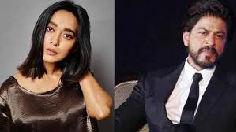 शाहरुख खान के ट्वीट पर फूटा एक्ट्रेस सयानी गुप्ता का गुस्सा
