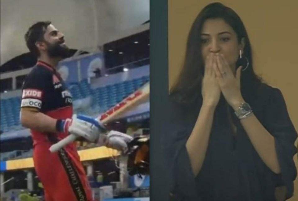 क्यों पति विराट कोहली के हर मैच में एक ही घड़ी पहन कर पहुंच जाती हैं अनुष्का शर्मा, जानिए क्या है इस घड़ी का राज