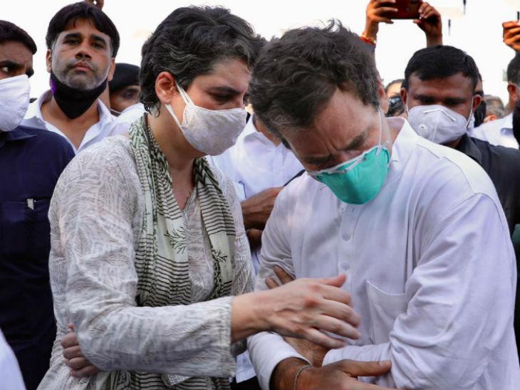 राहुल गांधी समेत 200 नेताओं पर एफआईआर, जाने वजह
