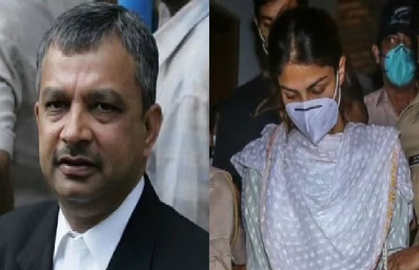 आत्महत्या की बात सामने आने पर रिया के वकील ने सुशांत के पिता पर लगाए ये आरोप