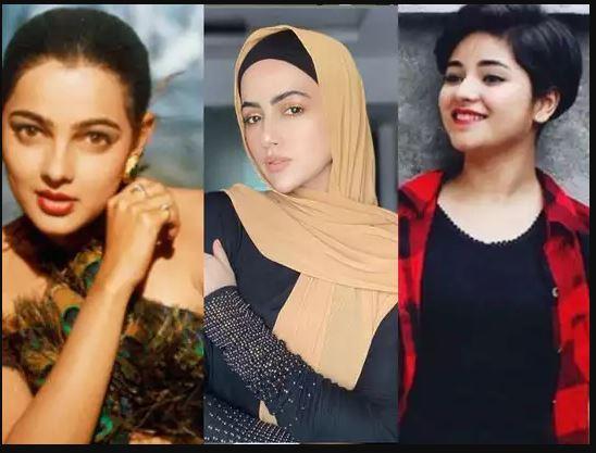सना खान और ममता कुलकर्णी समेत इन बॉलीवुड एक्ट्रेस ने करियर छोड़ अपना वैराग्य