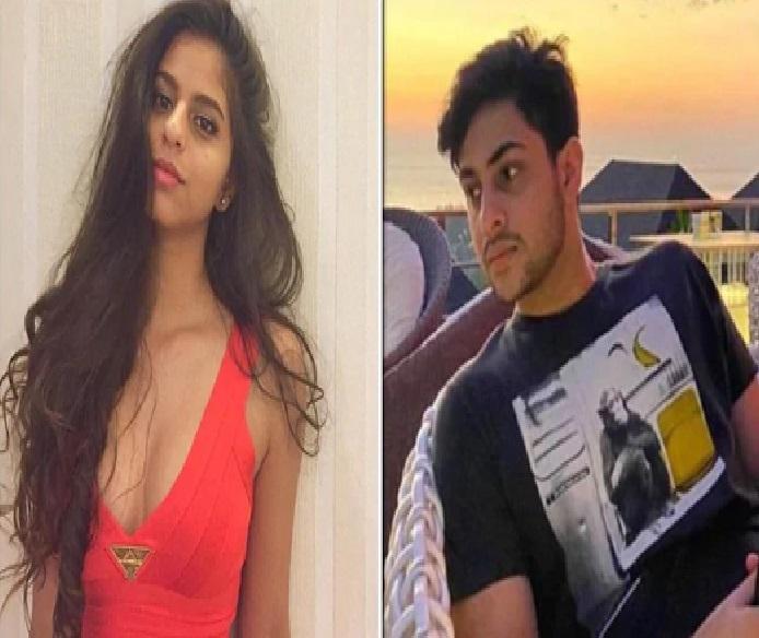 बिग बी के नाती अगस्त्या की फोटो पर भड़की शाहरुख खान की बेटी सुहाना, कहा ब्लॉक करो