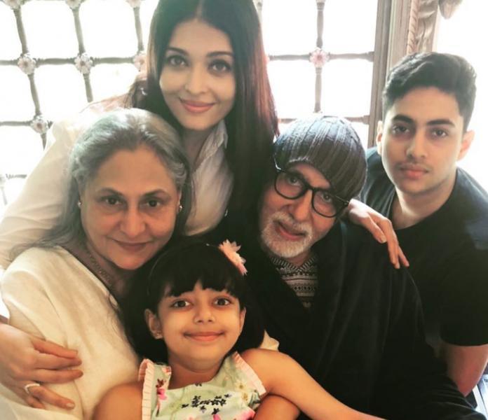 महानायक अमिताभ बच्चन के इन फैमिली मेंबर्स के बारे में आप शायद ही जानते हो,  देखिए तस्वीरें