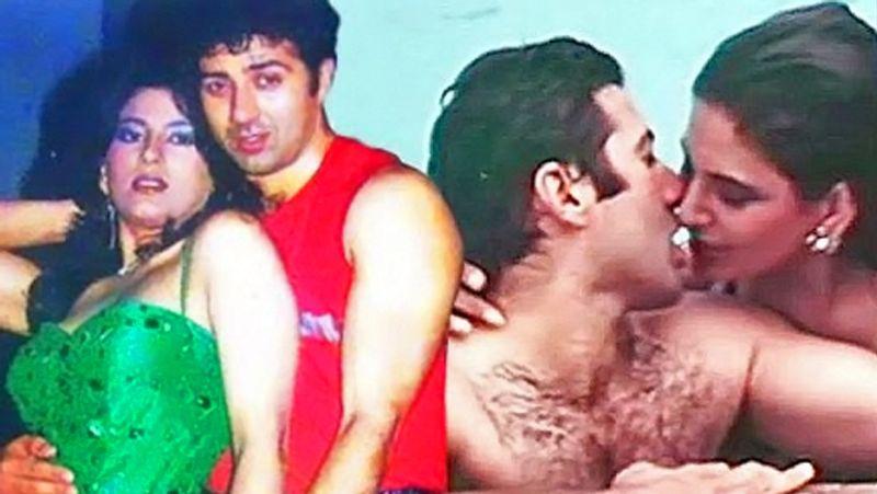 अनुपम खेर को मना कर अर्चना पूरन सिंह ने अमिताभ को किया था Kiss