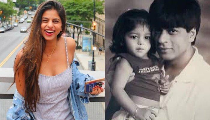 शाहरुख की बेटी सुहाना खान रंग को लेकर हुई ट्रोल तो दिया ये जवाब