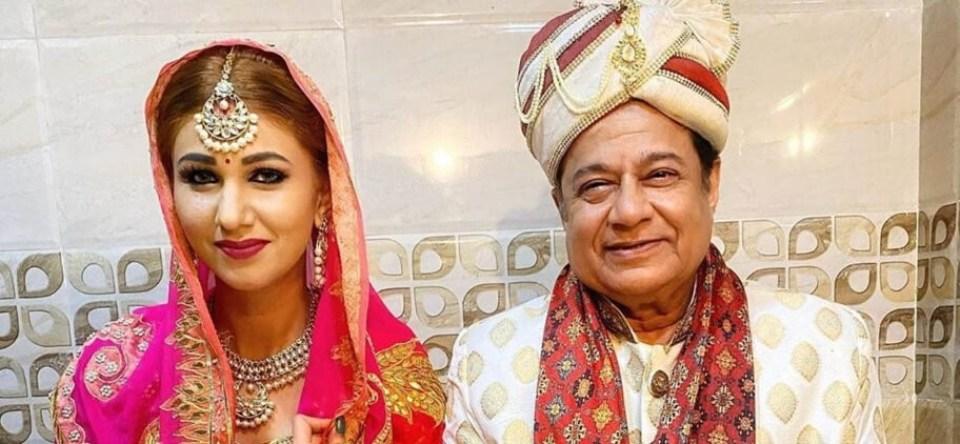 67 साल के अनूप जलोटा ने 30 साल के इस खूबसूरत लड़की से की शादी, तस्वीरें वायरल