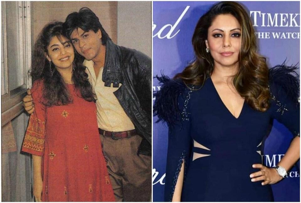 शाहरुख खान से इस वजह से शादी नहीं करना चाहती थी गौरी