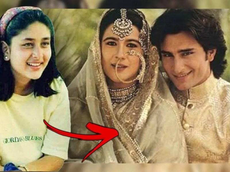 करीना से शादी करने से पहले सैफ अली खान ने अमृता सिंह को चिट्ठी में लिखी थी ये बात