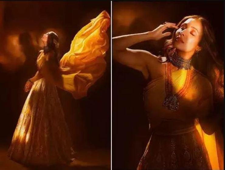 पीले रंग की ड्रेस पहन 'इंडियाज बेस्ट डांसर' के मंच पर पहुंचीं मलाइका, किसी ने कहा बुड्ढी तो किसी ने.....