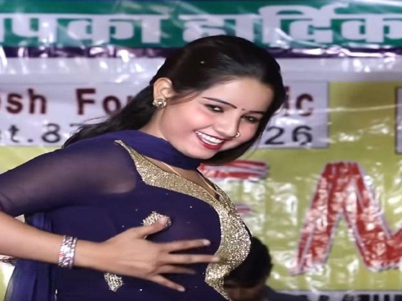 सुनीता बेबी के मदमस्त ठुमके देख फैंस भूल गए सपना के ठुमके, देखें वीडियो