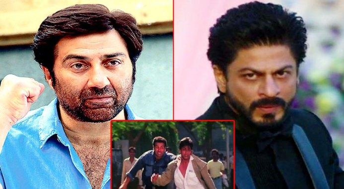 शाहरुख खान की इस बात से नाराज सनी देओल ने फाड़ दी थी पैंट, 16 साल तक नहीं की बात