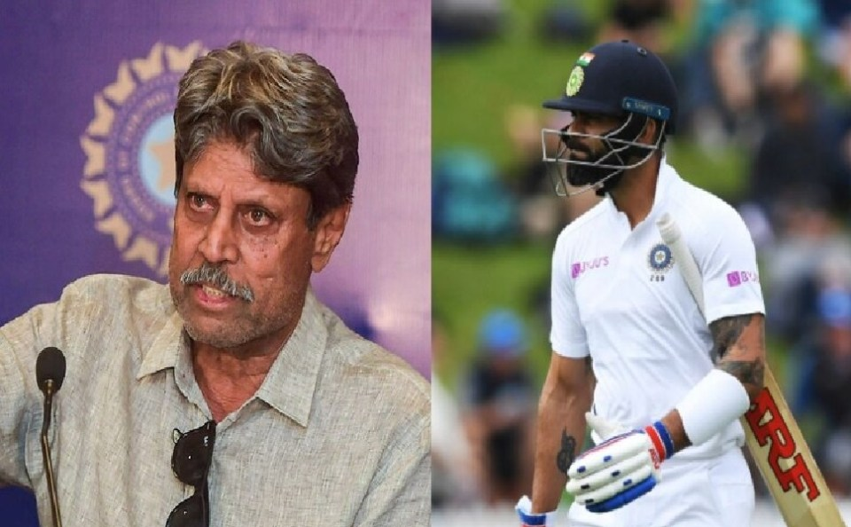 विराट कोहली पर भड़के कपिलदेव कहा ऐसे लोगों की वजह से ही रोल मॉडल नहीं बन पाते क्रिकेटर
