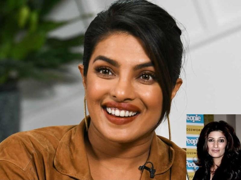 पहली बार अक्षय कुमार की पत्नी ट्विंकल खन्ना के बारे में बोली प्रियंका चोपड़ा, कहा वो प्रेग्नेंट थी और मै....