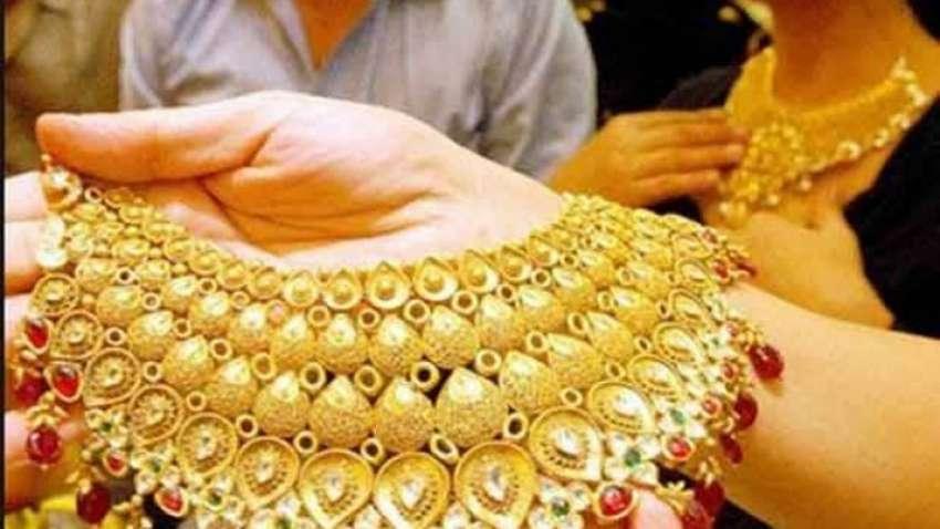 Gold Price 22 November: 50000 रुपये से भी नीचे आई सोने की कीमत, जानिए 1 तोले का भाव