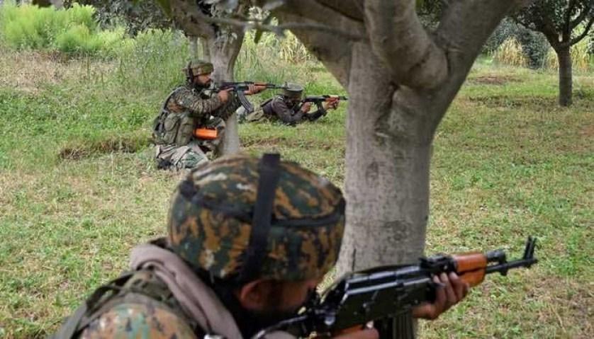 श्रीनगर में सेना पर आतंकी हमला, 2 भारतीय जवान शहीद