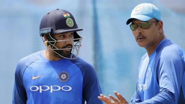 रवि शास्त्री के बाद ये 5 खिलाड़ी हैं भारतीय टीम का कोच बनने की रेस में सबसे आगे