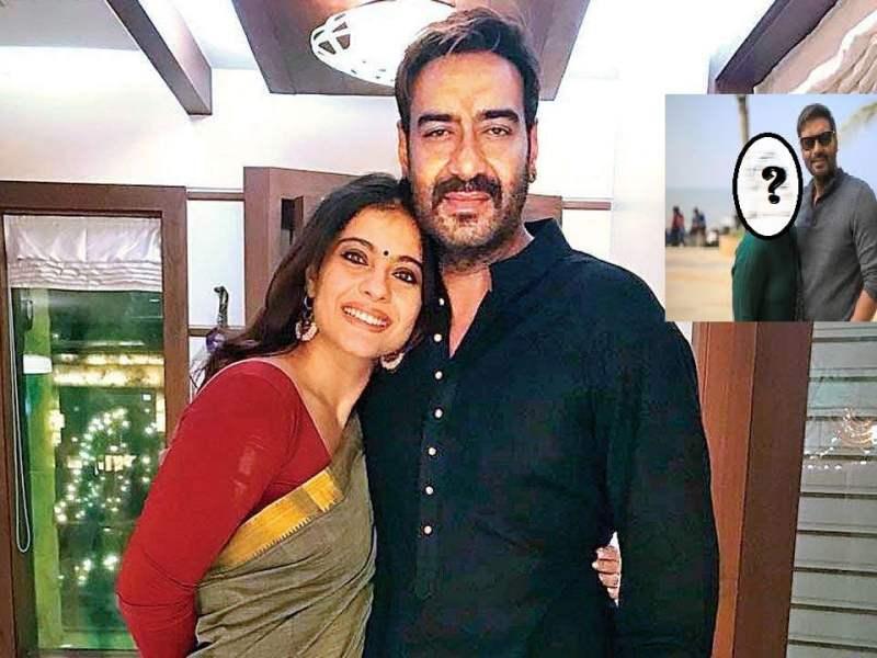 काजोल से शादी के पहले इस बॉलीवुड अभिनेत्री के प्यार में दिवाने थे अजय देवगन