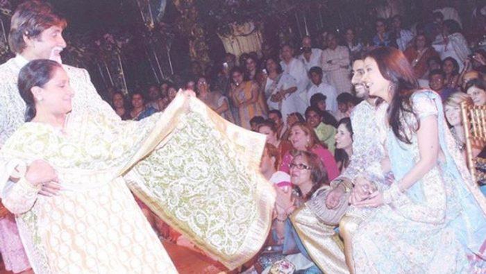 ऐश्वर्या और अभिषेक की शादी में जया बच्चन ने किया था कुछ ऐसा देखते रह गये थे लोग